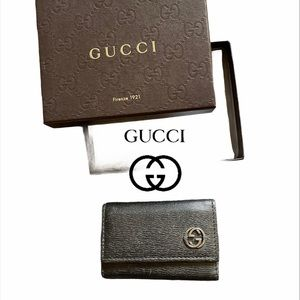 Gucci Keyholder Wallet Case with Box gift